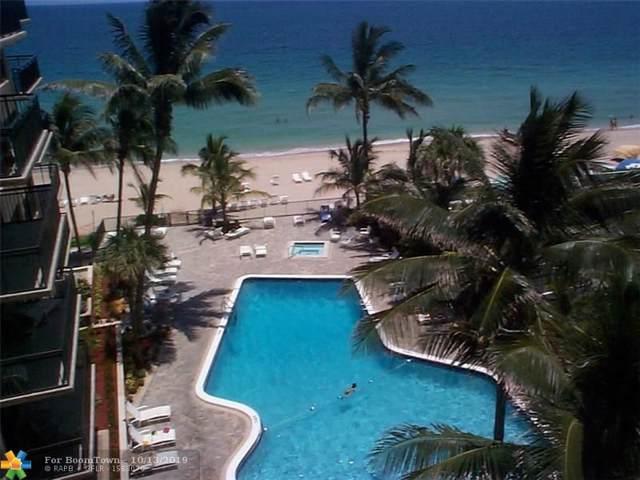 3800 Galt Ocean Dr #1604, Fort Lauderdale, FL 33308 (MLS #F10198946) :: Patty Accorto Team