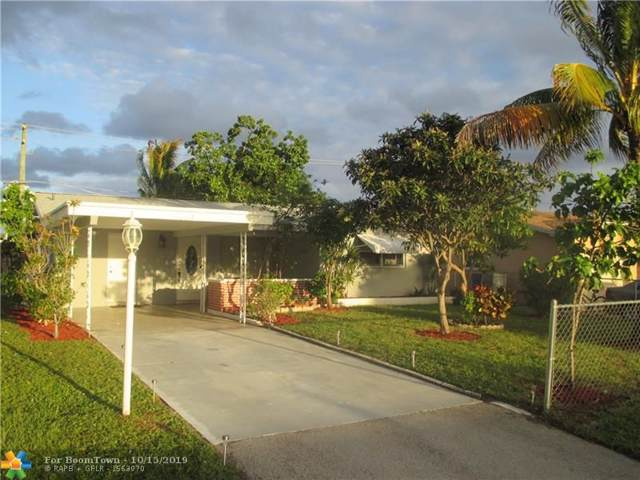 3700 NE 16th Ter, Pompano Beach, FL 33064 (MLS #F10198958) :: Green Realty Properties