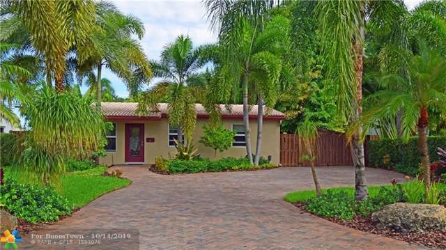 13 NE 26th Ct, Wilton Manors, FL 33334 (MLS #F10198968) :: Green Realty Properties