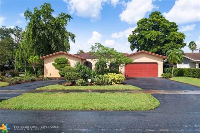 5881 SW 18th St, Plantation, FL 33317 (MLS #F10198978) :: Green Realty Properties