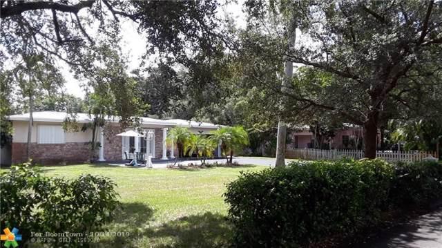 4020 SW 2nd St, Plantation, FL 33317 (MLS #F10199004) :: Green Realty Properties