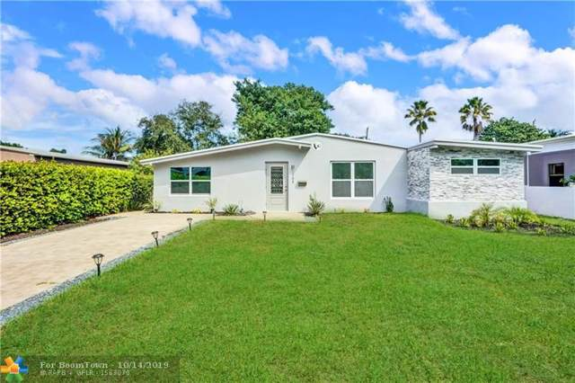 1708 NE 16th Ter, Fort Lauderdale, FL 33305 (MLS #F10199011) :: The O'Flaherty Team