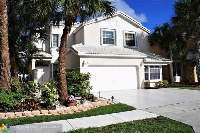 171 NW 156th Ln, Pembroke Pines, FL 33028 (MLS #F10199021) :: Green Realty Properties