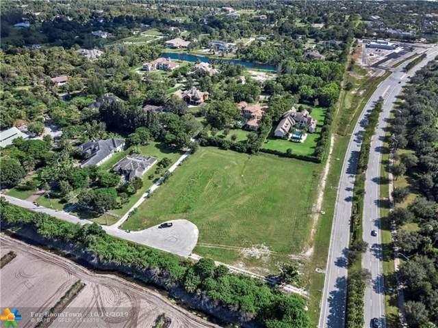 Lot 1 & 2 NW 72nd St, Parkland, FL 33067 (MLS #F10199022) :: Laurie Finkelstein Reader Team