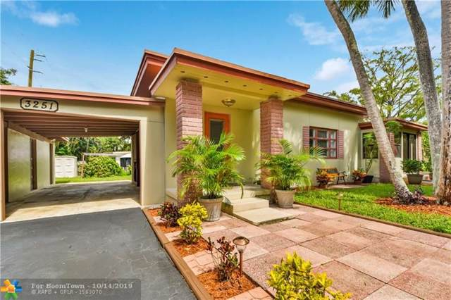 3251 N Andrews Ave, Oakland Park, FL 33309 (MLS #F10199030) :: Green Realty Properties