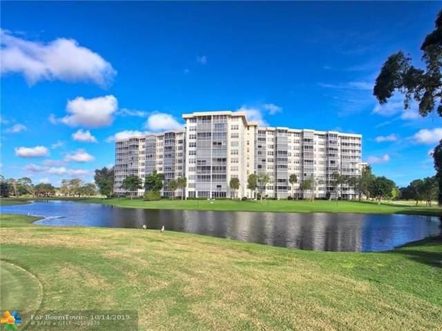 3507 Oaks Way #1009, Pompano Beach, FL 33069 (MLS #F10199036) :: Patty Accorto Team