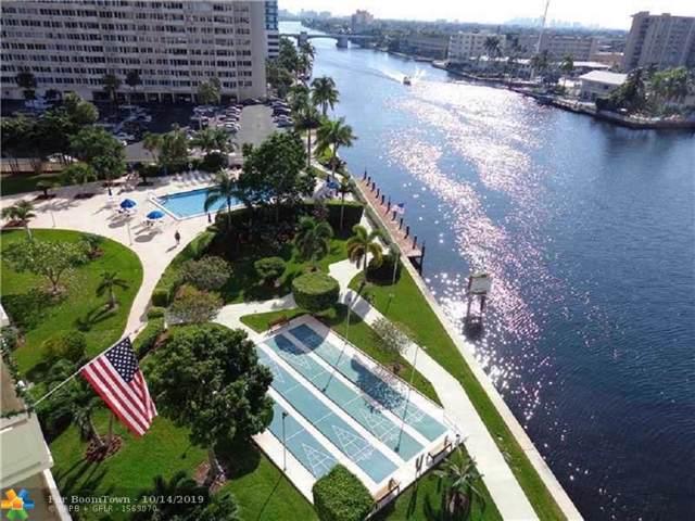 3200 NE 36th St #1619, Fort Lauderdale, FL 33308 (MLS #F10199105) :: Green Realty Properties