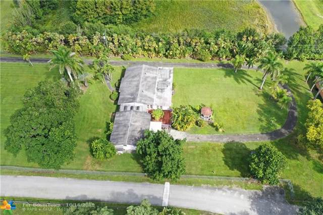 5900 SW 172nd Ave, Southwest Ranches, FL 33331 (MLS #F10199140) :: Laurie Finkelstein Reader Team