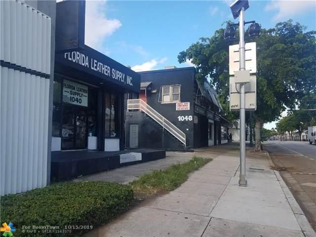 1046 SW 8th St, Miami, FL 33130 (MLS #F10199165) :: Green Realty Properties