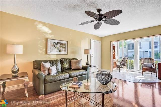 6379 NE Bay Club Dr #1, Fort Lauderdale, FL 33308 (MLS #F10199181) :: The Howland Group