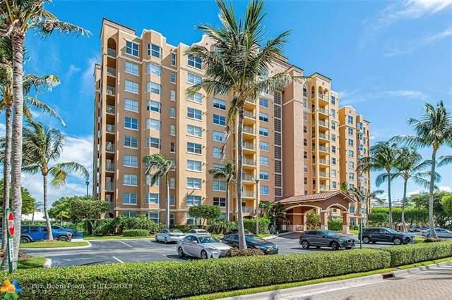 3594 S Ocean Blvd #704, Highland Beach, FL 33487 (MLS #F10199201) :: Green Realty Properties