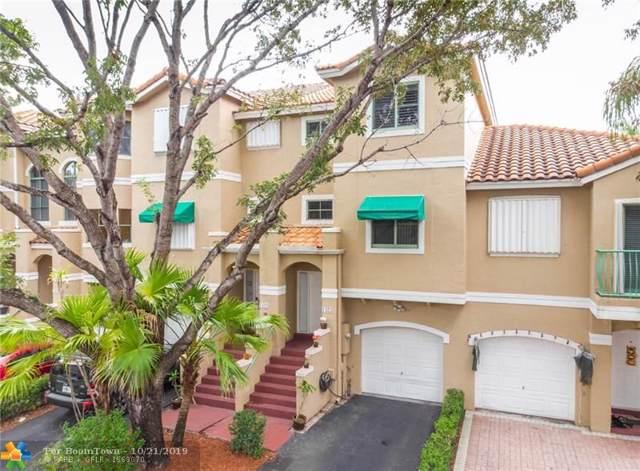 1475 NW 126th Ter #1475, Sunrise, FL 33323 (MLS #F10199271) :: Berkshire Hathaway HomeServices EWM Realty