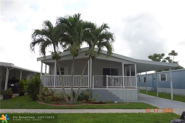 1272 SW 117th Way, Davie, FL 33325 (MLS #F10199302) :: Green Realty Properties
