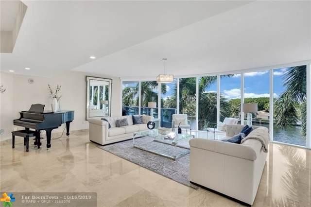 715 Bayshore Dr #402, Fort Lauderdale, FL 33304 (MLS #F10199309) :: Green Realty Properties