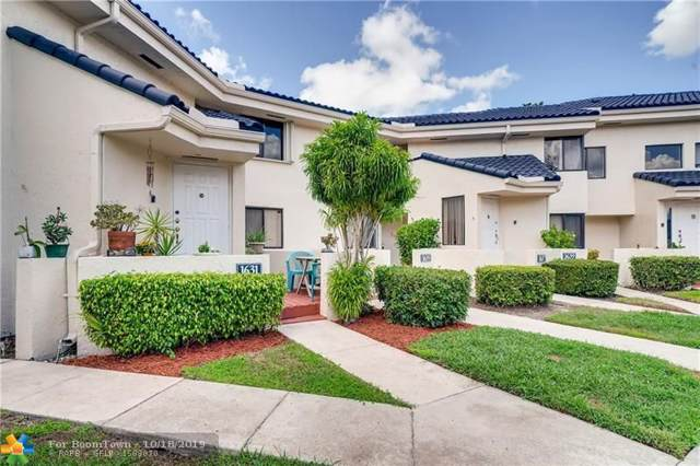1631 NW 81st Way #1631, Plantation, FL 33322 (MLS #F10199337) :: RICK BANNON, P.A. with RE/MAX CONSULTANTS REALTY I