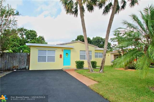 1131 SW 31st St, Fort Lauderdale, FL 33315 (MLS #F10199370) :: ONE Sotheby's International Realty