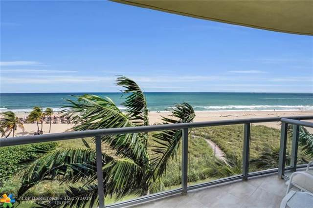 1200 Holiday Drive #301, Fort Lauderdale, FL 33316 (MLS #F10199487) :: The Howland Group