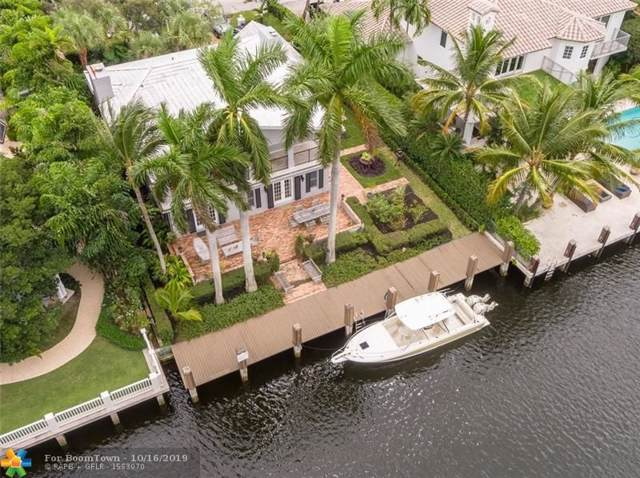 1771 SE 9th St, Fort Lauderdale, FL 33316 (MLS #F10199506) :: The Howland Group