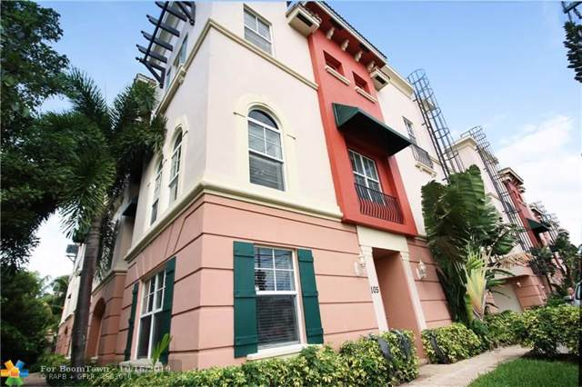 1033 NE 17th Way #105, Fort Lauderdale, FL 33304 (MLS #F10199517) :: RICK BANNON, P.A. with RE/MAX CONSULTANTS REALTY I