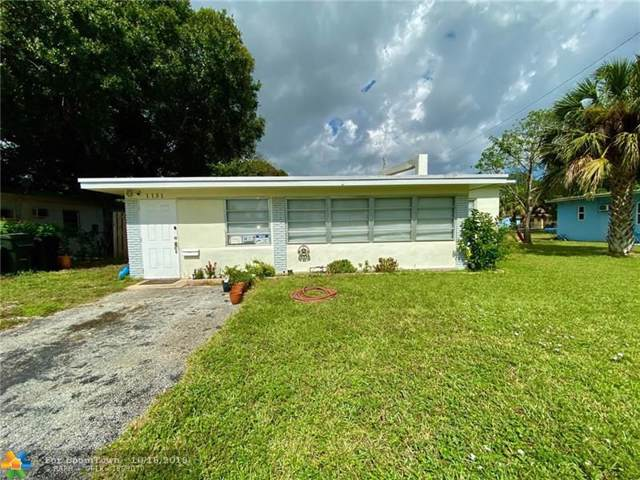 1131 SW 29th St, Fort Lauderdale, FL 33315 (MLS #F10199535) :: The Howland Group