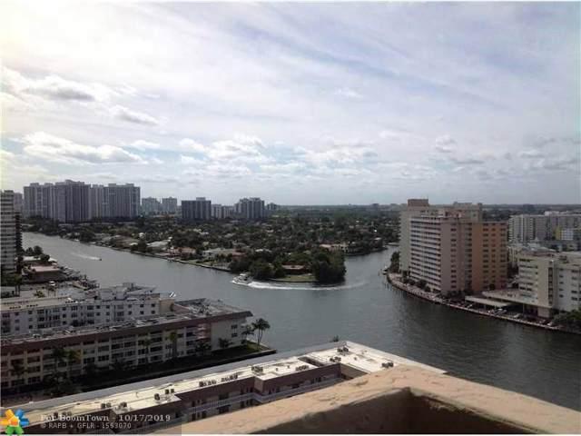 1865 S Ocean Dr 18A, Hallandale, FL 33009 (MLS #F10199542) :: United Realty Group