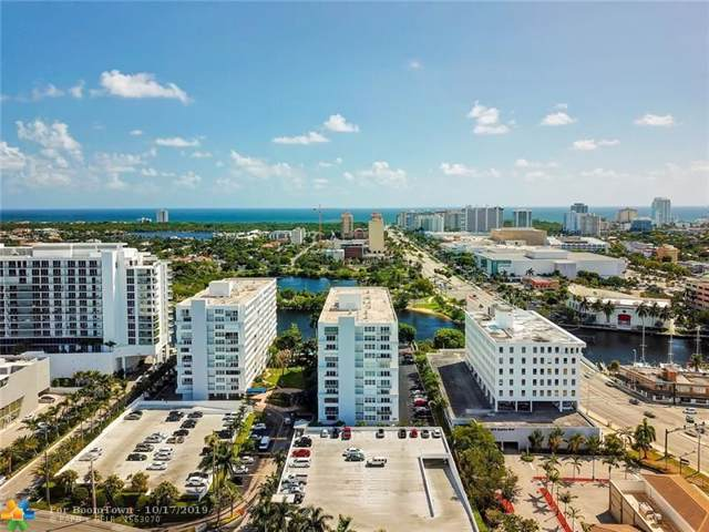 1160 N Federal Hwy #1023, Fort Lauderdale, FL 33304 (MLS #F10199549) :: The Howland Group