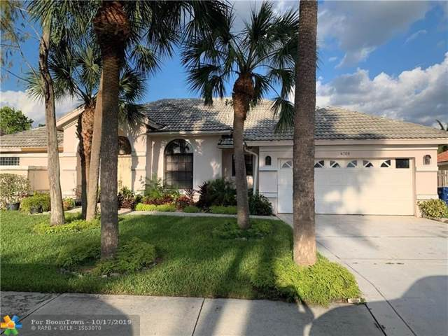 4760 NW 65th Ave, Lauderhill, FL 33319 (MLS #F10199563) :: The Howland Group