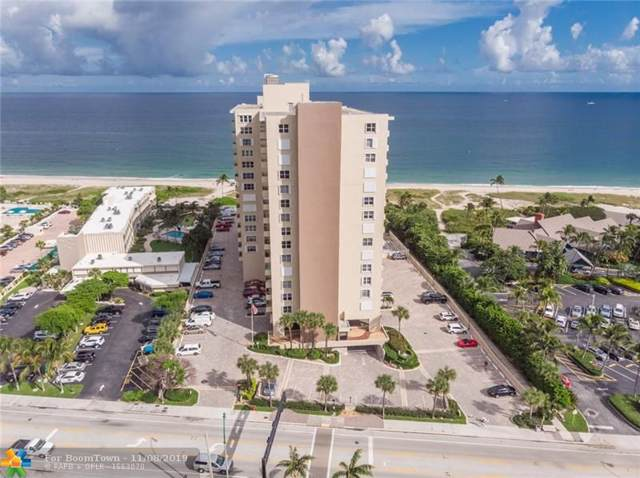 2000 S Ocean Blvd 3D, Pompano Beach, FL 33062 (MLS #F10199582) :: The O'Flaherty Team