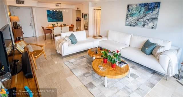 3031 N Ocean Blvd #205, Fort Lauderdale, FL 33308 (#F10199594) :: Ryan Jennings Group
