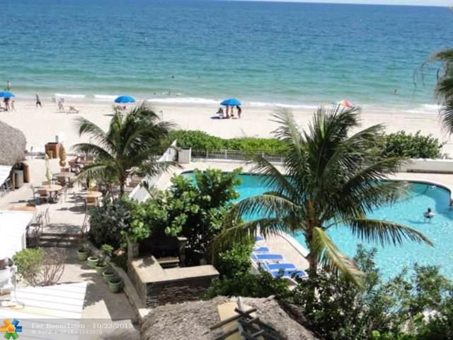 4040 Galt Ocean Dr #310, Fort Lauderdale, FL 33308 (MLS #F10199602) :: Patty Accorto Team