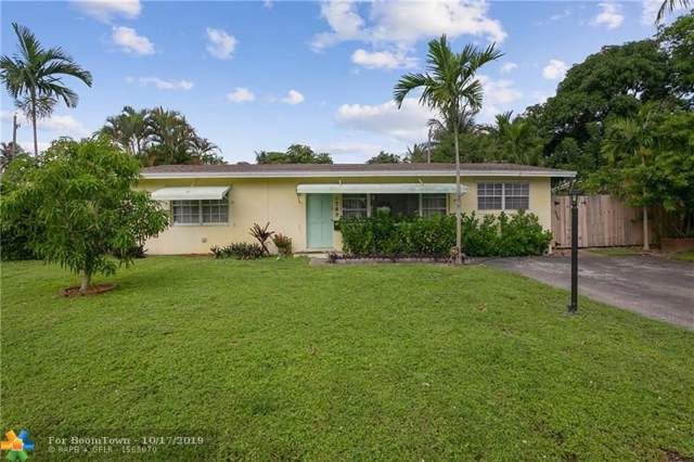 1709 NE 8th Ave, Fort Lauderdale, FL 33305 (MLS #F10199630) :: Laurie Finkelstein Reader Team