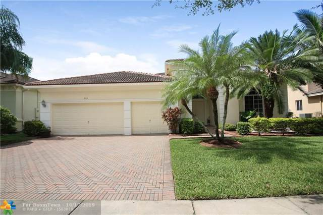 6113 SW 191st Ave, Pembroke Pines, FL 33332 (MLS #F10199638) :: Green Realty Properties