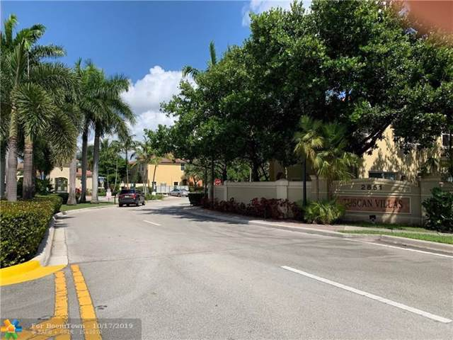 2851 W Prospect Rd #704, Tamarac, FL 33309 (MLS #F10199672) :: RICK BANNON, P.A. with RE/MAX CONSULTANTS REALTY I
