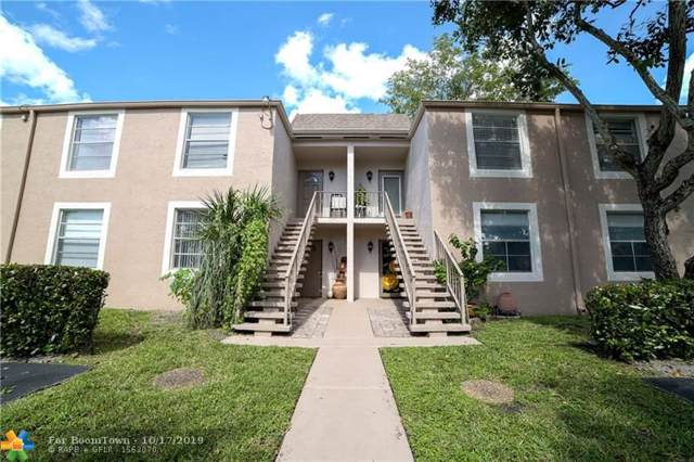 1110 NW 80th Ave #105, Margate, FL 33063 (MLS #F10199686) :: GK Realty Group LLC