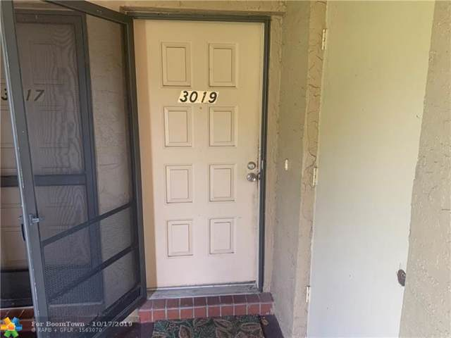 3019 Coral Ridge Dr #3019, Coral Springs, FL 33065 (MLS #F10199689) :: United Realty Group