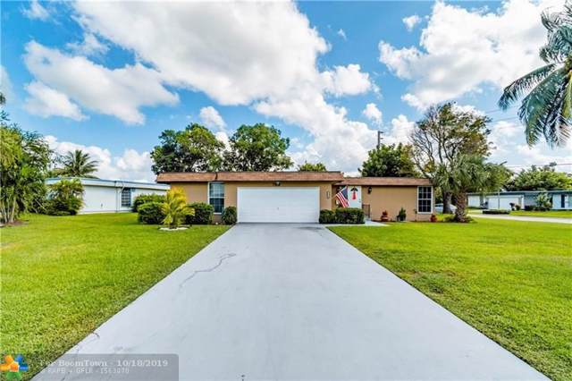 7018 NW 64TH ST, Tamarac, FL 33321 (MLS #F10199714) :: RICK BANNON, P.A. with RE/MAX CONSULTANTS REALTY I