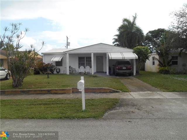 130 NW 51st Ct, Oakland Park, FL 33309 (MLS #F10199719) :: Berkshire Hathaway HomeServices EWM Realty