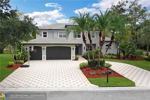 6010 NW 91st Ave, Parkland, FL 33067 (#F10199744) :: Weichert, Realtors® - True Quality Service