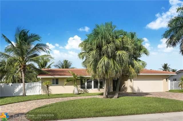 4421 NE 26th Ave, Lighthouse Point, FL 33064 (MLS #F10199745) :: GK Realty Group LLC