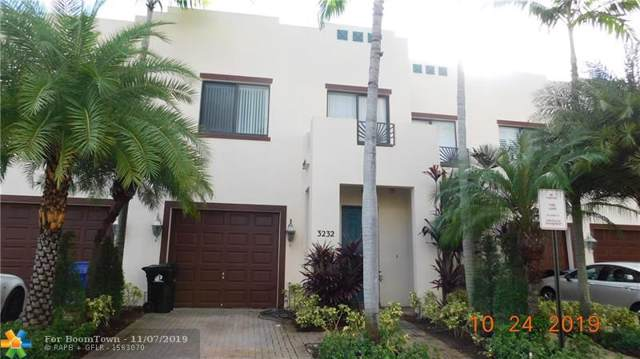 3232 SW 16th Ter #3232, Fort Lauderdale, FL 33315 (MLS #F10199813) :: THE BANNON GROUP at RE/MAX CONSULTANTS REALTY I