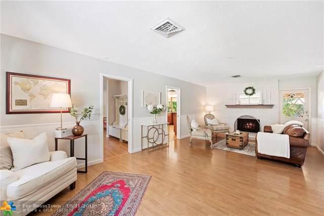 1611 SW 55th Ave, Plantation, FL 33317 (MLS #F10199897) :: Green Realty Properties