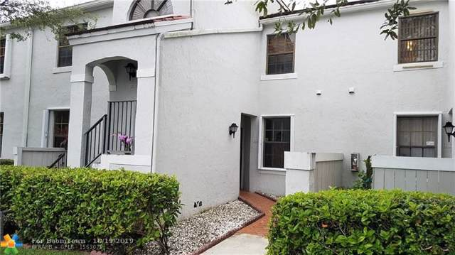 12021 NW 11th St #12021, Pembroke Pines, FL 33026 (MLS #F10199936) :: Berkshire Hathaway HomeServices EWM Realty