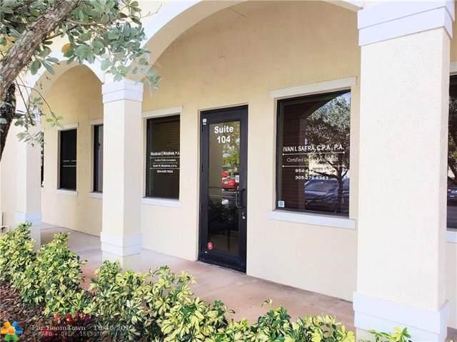 11788 W Sample Rd 104H, Coral Springs, FL 33065 (MLS #F10200042) :: GK Realty Group LLC