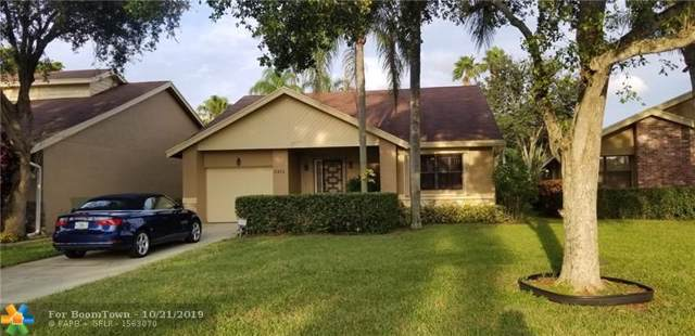 2452 Episa Ave, Coconut Creek, FL 33063 (#F10200049) :: Weichert, Realtors® - True Quality Service