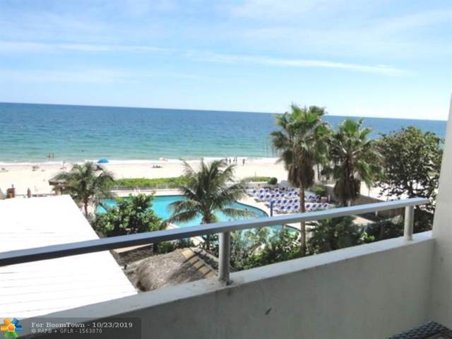 4040 Galt Ocean Dr #312, Fort Lauderdale, FL 33308 (MLS #F10200094) :: Patty Accorto Team