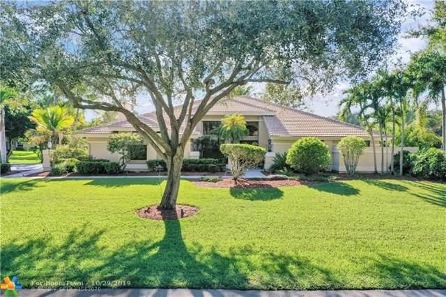 7901 W Upper Ridge Dr, Parkland, FL 33067 (MLS #F10200110) :: Green Realty Properties