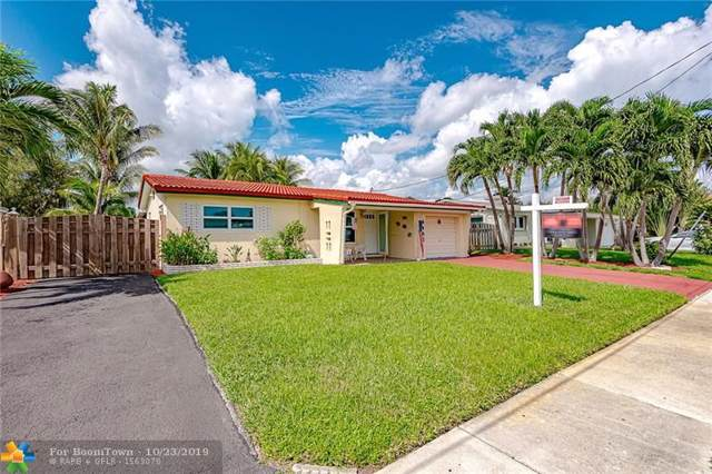 4481 SW 34th Dr, Fort Lauderdale, FL 33312 (MLS #F10200113) :: Green Realty Properties