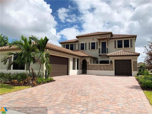 8840 Waterview Terrace, Parkland, FL 33076 (MLS #F10200239) :: GK Realty Group LLC