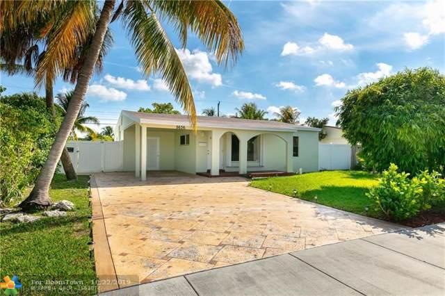 5636 NE 5th Ter, Oakland Park, FL 33334 (MLS #F10200242) :: Best Florida Houses of RE/MAX