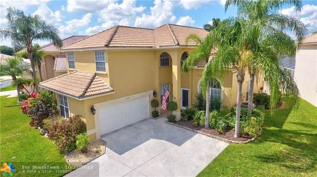 3395 Greenview Ter Terrace, Margate, FL 33063 (MLS #F10200252) :: Berkshire Hathaway HomeServices EWM Realty